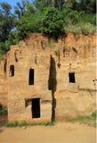 etruscan遗产 图库摄影