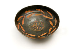 etruscan αγγειοπλαστική Στοκ φωτογραφία με δικαίωμα ελεύθερης χρήσης