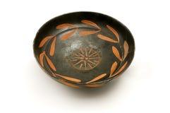 etruscan krukmakeri Royaltyfri Fotografi
