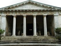 Etruscan museum in Chiusi, Royalty Free Stock Images