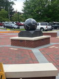 East TN State University royalty free stock photos