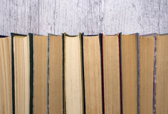 Ett antal böcker Fotografering för Bildbyråer