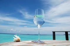 Exponeringsglas med reflexion Fotografering för Bildbyråer