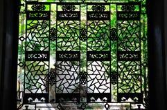 Ett dröja sig kvar trädgårds- landskap Royaltyfri Fotografi