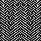 Ett elegantt svartvitt, vektormodell Arkivfoto
