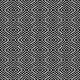 Ett elegantt svartvitt, vektormodell Arkivbilder