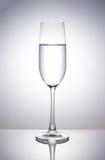 Ett exponeringsglas av drinkar Royaltyfri Fotografi