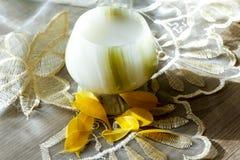Ett exponeringsglas av onyx Royaltyfria Foton