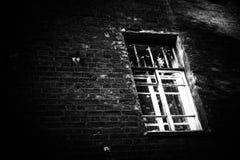 ett fönster Royaltyfri Foto