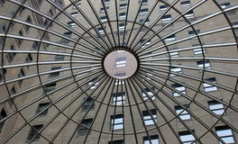 Ett fönster av fönster Arkivbild