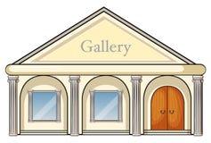 Ett galleri vektor illustrationer