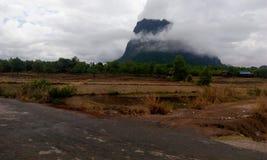 Ett härligt ställe i myanmar Arkivbild