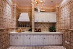 Ett hörn av köket Royaltyfri Fotografi