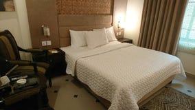 Ett hotellrum Arkivfoton