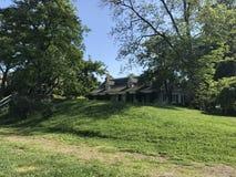 Ett hus med historia Arkivfoton