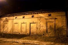 Ett hus utan fönster Royaltyfri Foto