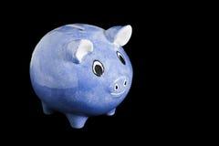 Piggy packa ihop Arkivfoton