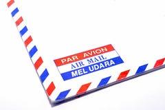 Ett kuvert Fotografering för Bildbyråer