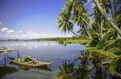 Hoi-an lakes, vietnam 6 Royaltyfria Foton