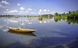 Hoi-an lakes, vietnam 4 Royaltyfria Bilder
