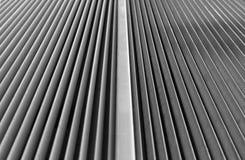 Ett luftlufthål från en undergoundcarpark Arkivfoton