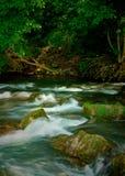 Ett Missouri River royaltyfri fotografi