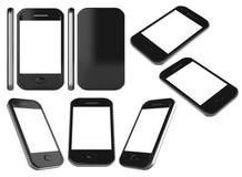 Smartphone fall Royaltyfria Bilder