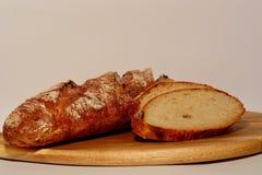 Ett närbildfoto av hurtigt tyskt bröd som bakas nytt och som är läckert fotografering för bildbyråer