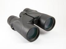 Ett par av svart kikare Arkivfoton