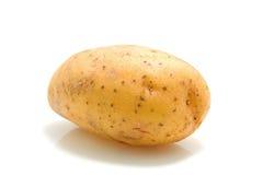 ett rått unpeeled för potatis arkivbilder