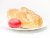 Traditionell mat för påsk Royaltyfri Fotografi