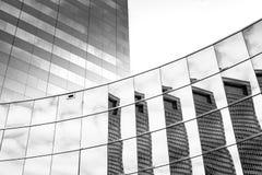 Ett skott av byggnaderna i Jacksonville Royaltyfri Foto