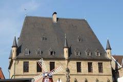 Ett stadshus Royaltyfri Fotografi