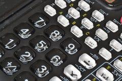 Ett tangentbord Arkivfoto