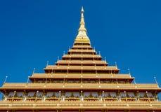 Buddha tempel royaltyfria bilder