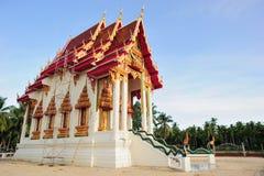 Ett tempel Arkivfoto