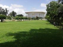 Ett viktigt ställe i Sri Lanka arkivbild