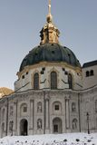 The Ettal Abbey Royalty Free Stock Images