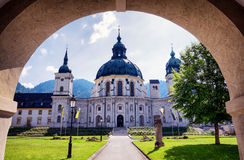 Ettal abbey Stock Image