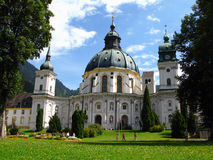 Ettal Abbey, Germany Royalty Free Stock Photo