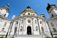 Ettal Abbey, Germany Royalty Free Stock Photography