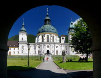 Ettal Abbey Royalty Free Stock Images