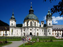 Ettal Abbey Stock Photography
