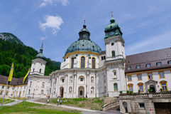 Ettal Abbey in Upper Bavaria, Germany Stock Images