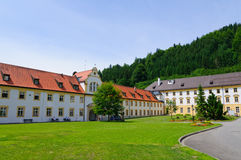 Ettal Abbey in Upper Bavaria, Germany Royalty Free Stock Photo