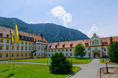 Ettal Abbey in Upper Bavaria, Germany Royalty Free Stock Photos