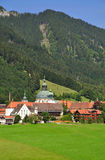Ettal Monastery,Bavaria,Germany Stock Photography