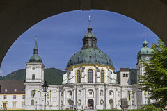 Ettal Monastery Stock Photography