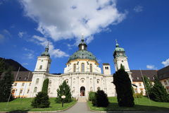 Ettal Monastery, Germany Royalty Free Stock Photography