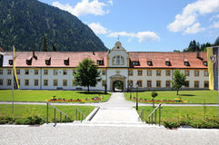 Ettal Monastery Stock Photo